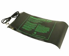 NEW Hydroponic 19006 17W Seed Start Seedling Propagation Heat Mat | 8.87 x 19.5""