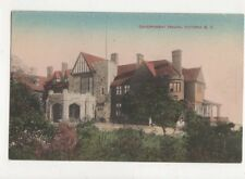 Government House Victoria Canada Vintage Postcard 676a