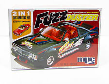Fuzz Duster 1980 Plymouth Volare Road Runner MPC 843 1/25 Car Model Kit