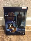 Roxio Easy VHS to DVD 3 Plus - VHS to DVD Converter Software New Sealed Retail