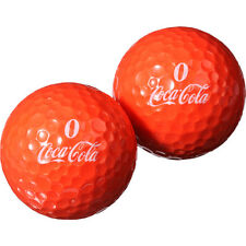 COCA COLA Japan Golf Ball Limited Edition Red 97132