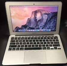 MacBook Air 13 Mid 2013 1.3GHz i5 4GB 128GB OS X Yosemite
