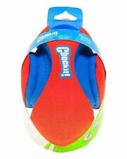 NEW Chuckit! Dog Fumble Fetch Durable Canvas Toy Ball Will Not Deflate Small