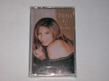 Barbara Streisand - Back to Broadway - Music Cassette Tape - Brand New!