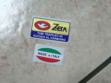 stickers adesivo per bici da corsa bianchi vintage Columbus ZETA  +made in Italy