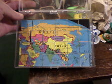 World Maps Puzzle Blocks