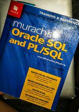 Murach's Oracle SQL and PL/SQL Training & Reference ~ WORKS through VERSION 11g