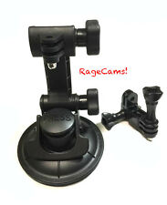 GSC30 GOPRO HERO GO PRO WINDOW SUCTION CUP MOUNT TRIPOD