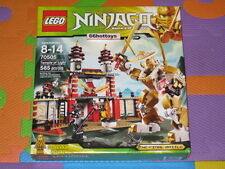 LEGO Ninjago 70505 Temple of Light 2013 NEW