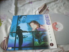 a941981 Andy Lau  LD 劉德華  * Autographed * The Melody Andy Karaoke Volume 2 LD 劉德華 1994