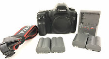 Canon EOS 5D 12.8 MP Digital SLR Camera - Black (Body Only)