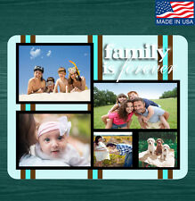 Personalized Collage Mouse Pad Mat Add Your Own Pictures