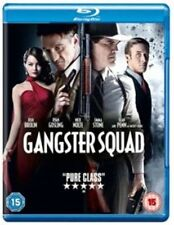 Gangster Squad (Blu-ray, 2013) Region Free