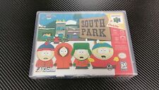 South Park Nintendo 64 N64 New Case with Free Artwork * NO GAME *