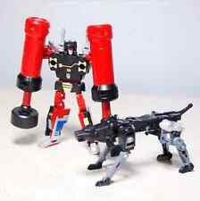 New Transformers Masterpiece CP-15 Ravage & Rumble Jaguar for Soundwave