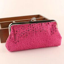 Fashion Women Lovely Style Lady Wallet Hasp Sequins Purse Clutch Bag Wallets 3