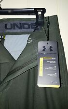 Under Armour Golf Allseasongear Pants: 34×30 (NWT - $149.99)