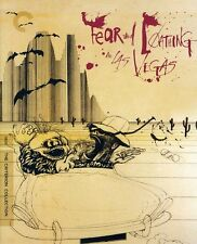 Fear and Loathing in Las Vegas [Criterion Collection] (2011, Blu-ray NIEUW)