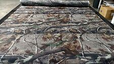 "REALTREE AP BUG MESH 58"" WIDE CAMO FABRIC HUNTING CAMOUFLAGE MOSQUITO SHEER"