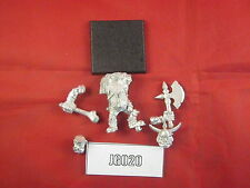 OOP Warhammer/AoS Golgfag Maneater Dogs of War Ogre   Metal Ref JG020