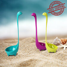 Soup Loch Ness Ladle Monster Nessie Spoon Kitchen Supplies Lovely Dinosaur Spoon