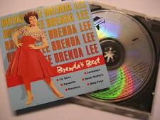 "BRENDA LEE ""BRENDA'S BEST"" - CD"