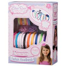 Crea la tua moda Cerchietti Girl's Head Band Making Kit