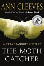 The Moth Catcher: A Vera Stanhope Mystery-ExLibrary