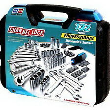 New Channel Lock 39067 132 Piece Tool Set