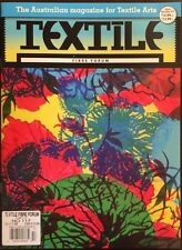 Textile Fibre Forum Australian Textile Arts Issue Number 117 2015 FREE SHIPPING!