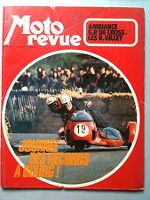 MOTO REVUE N°2079; Pazolini/ René Gillet/ Recors à Bourg/Gamelles Cagnes sur mer