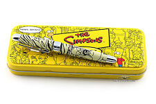 ACME The Simpsons Homer's Scream Limited Edition Rollerball Pen - New Old Stock!