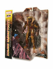 Marvel Select zombi saberetooth Action Figure