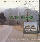 Twin Peaks-1990-TV Series USA- Original Soundtrack-11 Track-CD