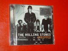 ROLLING STONES STRIPPED CD 14 TRK MINT FIRST EDITION 1995 MADE IN ITALY