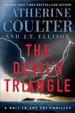 A Brit in the FBI: The Devil's Triangle by Catherine Coulter
