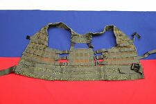 Russian army 6sh116 load bearing assault vest EMR digital flora