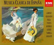 Musica Clasica De Espa€a (CD, May-2014, EMI Music Distribution)