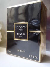CHANEL COCO NOIR PARFUM 15ml 1/2oz SEALED BOX FULL LUXURY CHANEL GIFT WRAP & BAG