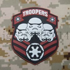 StarWars 501st Legion Troopers 3D PVC Patch