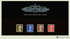 2006 Machin 37p to 72p Definitive Stamp Presentation Pack PPD97 (printed no.72)