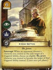 A Game of Thrones 2.0 LCG - #039 High Septon - Lions of Casterly Rock