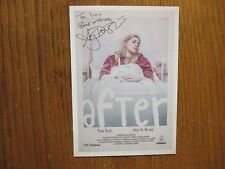 "AMY DE BHRUN (""Bachelor Weekend/LIfe: A one Woman Show"")Signed 4 X 6 Color Photo"