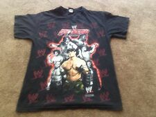 Vintage Raw John Cena WWE WWF Triple H HHH  Shirt  Adult M WCW is War