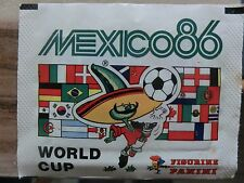 PANINI WORLD CUP 1986 WM 86 MEXICO - 1 TÜTE PACK BUSTINA POCHETTE sealed