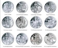 FRANCE 12 x 10 Euros Argent Jean-Paul GAULTIER 2017