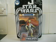 STAR WARS CARDED TRILOGY COLLECTION OTC 19 CLOUD CAR PILOT UNOPENED MOSC 2004
