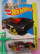 Case D 2014 i Team Hot Wheels HOLLOWBACK #109☆Black w/Red Int; 776☆Off-Road