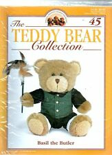 The Teddy Bear Collection Magazine - Issue.45, Basil the Butler