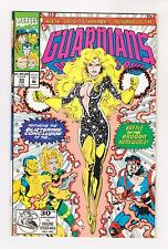 GUARDIANS OF THE GALAXY 33  FN (6.0) CUT BAIT AND RUN*